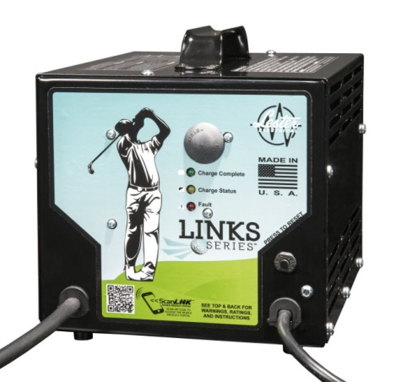 Recalled Link Series charger (The case could be black or aluminum.)