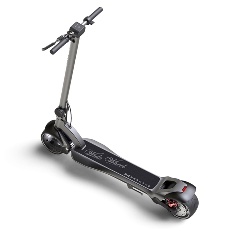 Recalled WideWheel electric kick scooter