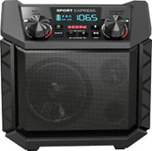 Recalled Ion audio portable speaker