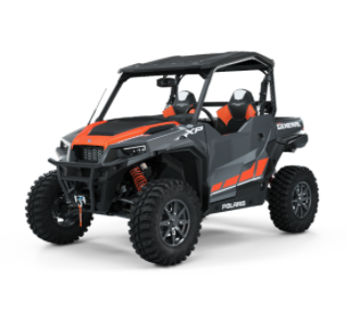 Recalled Model Year 2020 Polaris GENERAL XP 1000 DELUXE