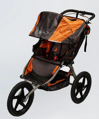 CPSC, Britax Settle Lawsuit Involving BOB Jogging Strollers
