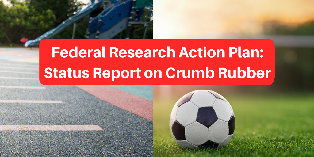 Statement from CPSC Chairman Elliot F. Kaye on Crumb Rubber