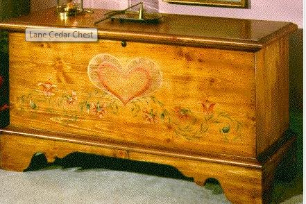 CPSC Urges Consumers to Replace or Remove Latches/Locks on Lane and Virginia Maid Cedar Chests; 14 Deaths Reported