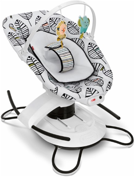 Recalled 2-in-1 Soothe 'n Play Glider (Glider Mode)