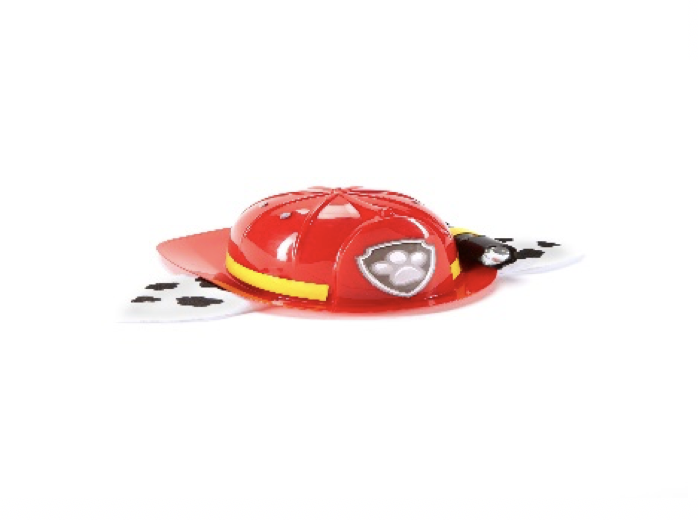 Nickelodeon PAW PATROL Deluxe Marshall Hat with flashlight (front view)