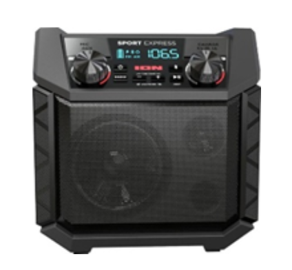 Recalled ION Audio Sport Express Portable Speaker