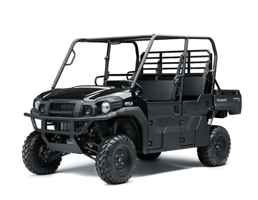 Recalled Model Year 2020 Mule PRO-DXT