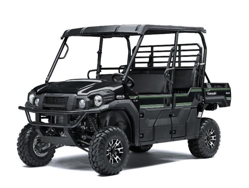 Recalled Model Year 2019 MULE PRO-FXT EPS LE