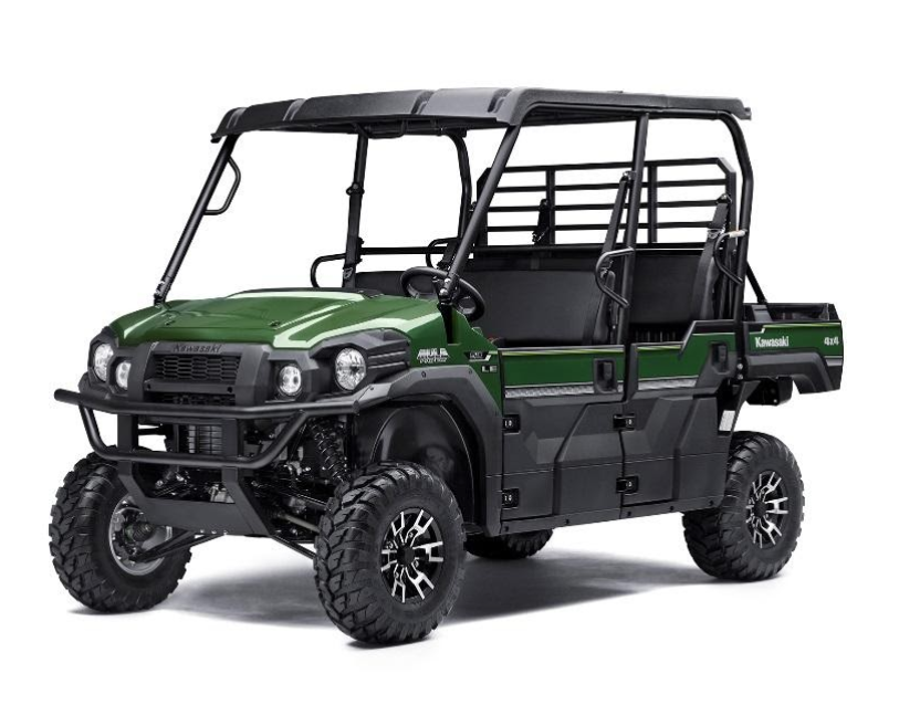 Recalled Model Year 2016 MULE PRO-FXT EPS LE