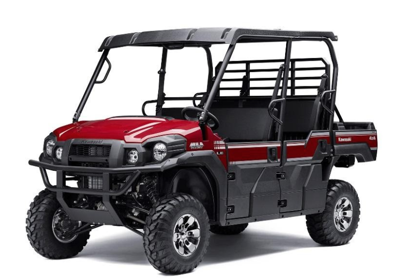 Recalled Model Year 2015 MULE PRO-FXT EPS LE