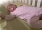 Baby in Crib Image