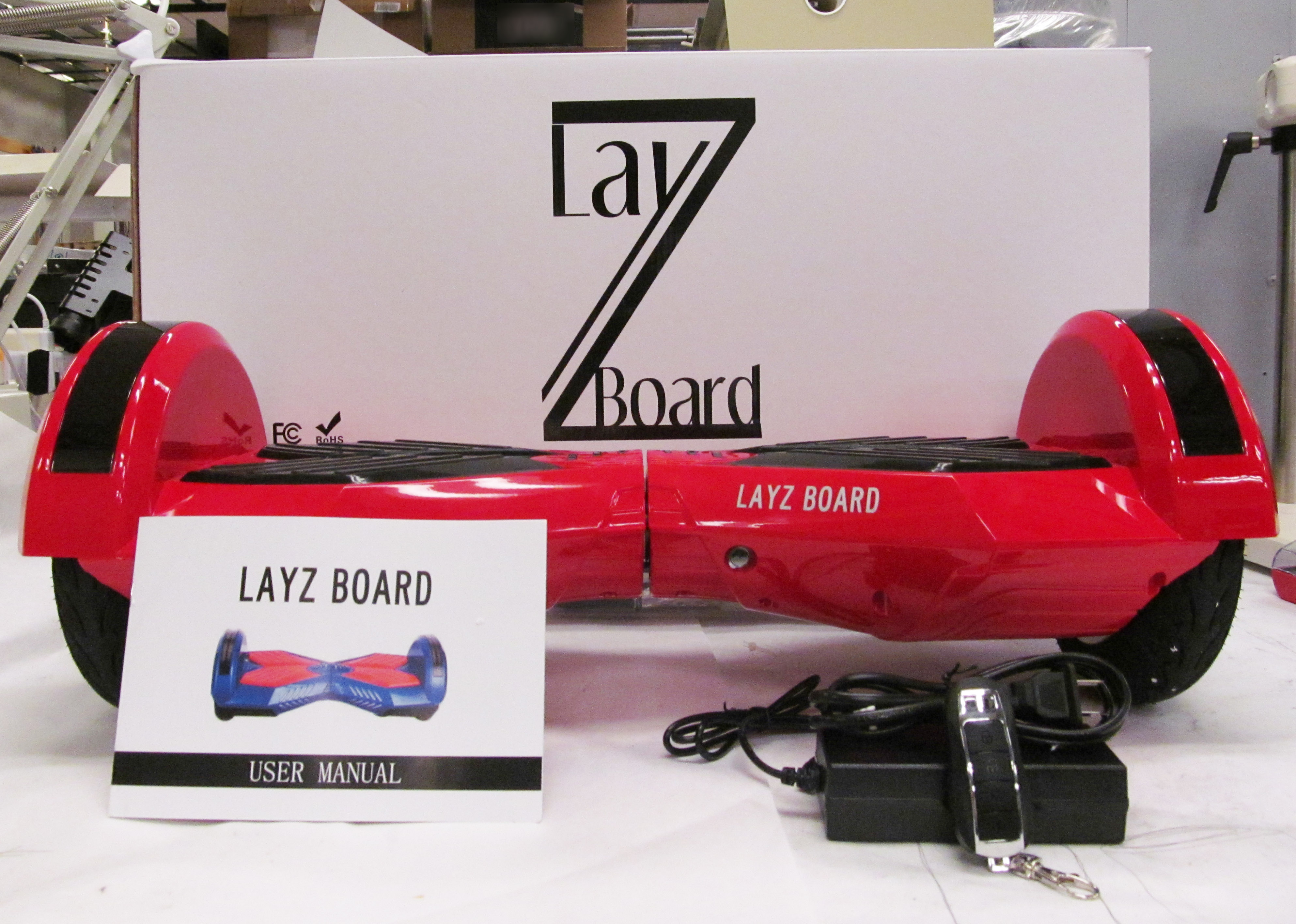 Following Second House Fire, CPSC Warns Consumers to Stop Using LayZ Board Hoverboards