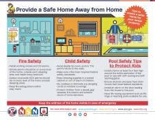 Provide a Safe Home Away from Home