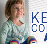 Prevent child strangulations! Keep window cords away from kids!