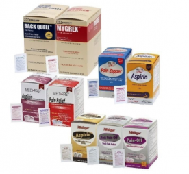 Medique Recalls 31 Different Over-the-Counter Drugs Due to Failure to Meet Child Resistant Packaging Requirement; Risk of Poisoning; Sold Exclusively on Amazon.com (Recall Alert)