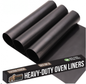 Gorilla Commerce Recalls Oven Liners Due to Risk of Carbon Monoxide Poisoning (Recall Alert)