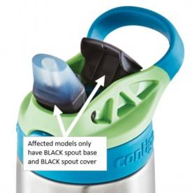 Contigo Reannounces Recall of 5.7 Million Kids Water Bottles Due to Choking Hazard; Additional Incidents with Replacement Lids Provided in Previous Recall