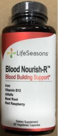 UST Recalls Bottles of LifeSeasons Blood Nourish-R Due to Failure to Meet Child Resistant Packaging Requirement; Risk of Poisoning