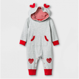 Target Recalls Cat & Jack Baby Rompers Due to Choking Hazard