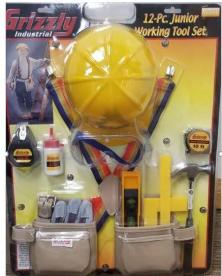 Children's Tool Kits Recalled by Grizzly Industrial Due to Violation of Federal Lead Content Ban and Toy Safety Requirements
