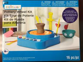 Michaels Recalls Pottery Wheel Kits Due to Fire and Burn Hazard