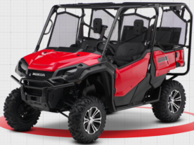 American Honda Recalls Recreational Off-Highway Vehicles Due to Fire and Burn Hazards (Recall Alert)