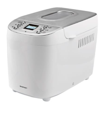 Recalled Silvercrest Bread Maker