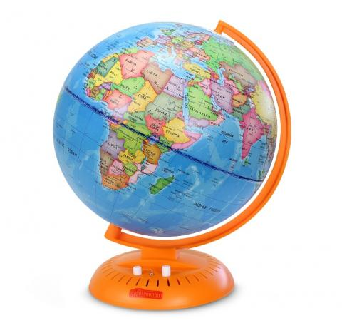 Recalled Little Experimenter 3-in-1 World children's globe
