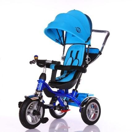 Recalled Little Bambino tricycle – blue
