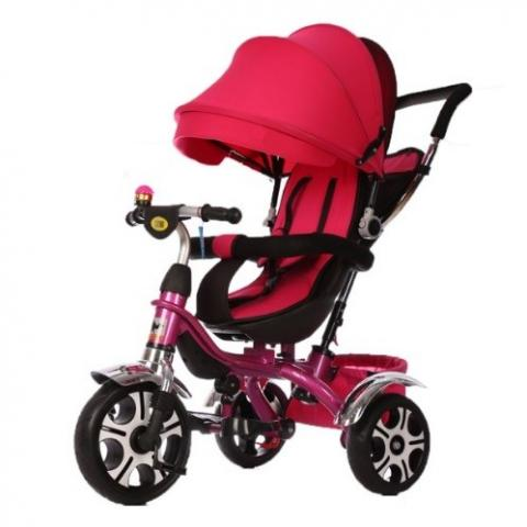 Recalled Little Bambino tricycle – red