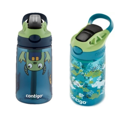 Recalled graphic water bottles (other graphics affected)