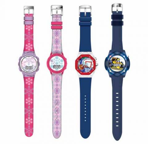 Generic watches in multiple colors and designs
