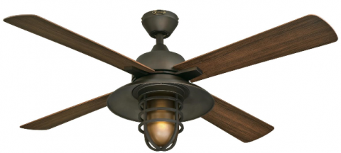 Recalled Westinghouse Lighting's Great Falls outdoor ceiling fan