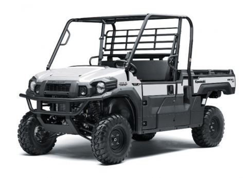 Recalled Model Year 2019 MULE PRO-DX EPS