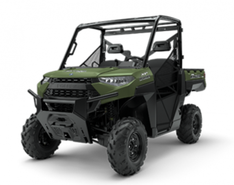 Recalled 2019 Polaris RANGER XP 1000