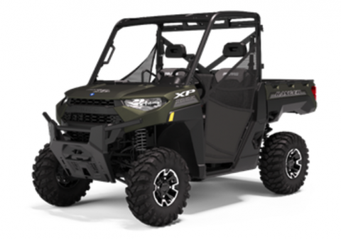 Recalled Model Year 2020 Polaris Ranger XP 1000