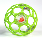 Oball Rattle (green)